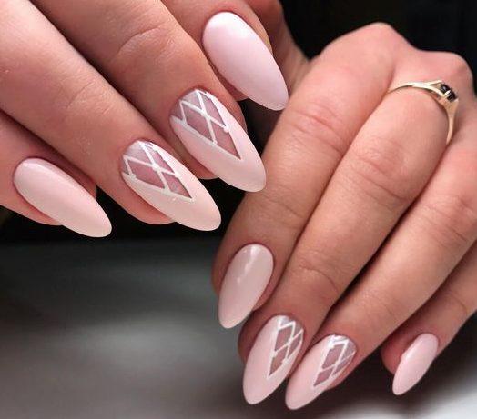 стиль и красота ногти 2019