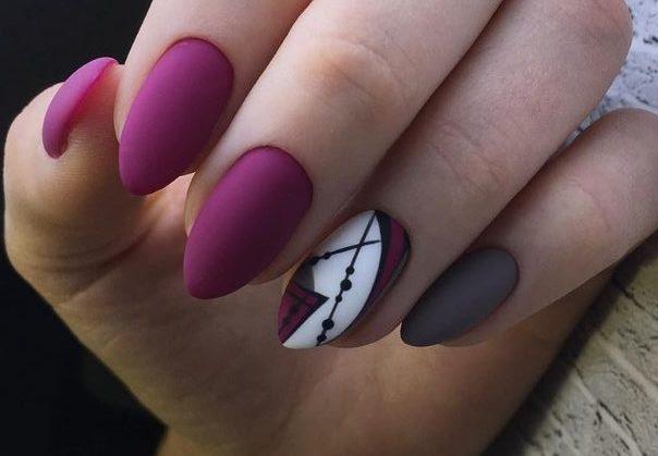 идеальные ногти красота