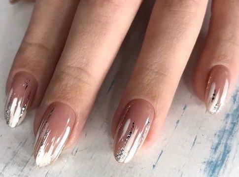 асимметрия ногти