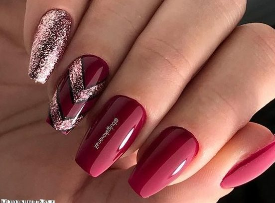 красивые ногти новинки 2019 фото
