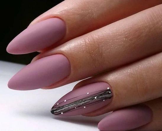 минимализм на ногтях 2019-2020 паутинка