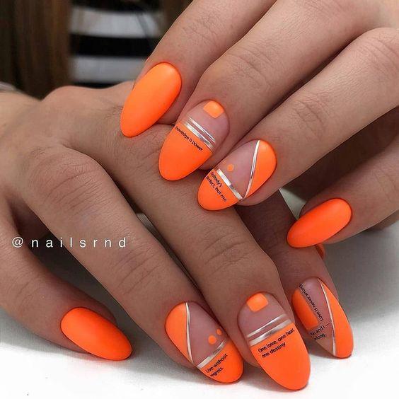 Модный дизайн ногтей 2020-2021 красивые идеи в разных стилях + фото