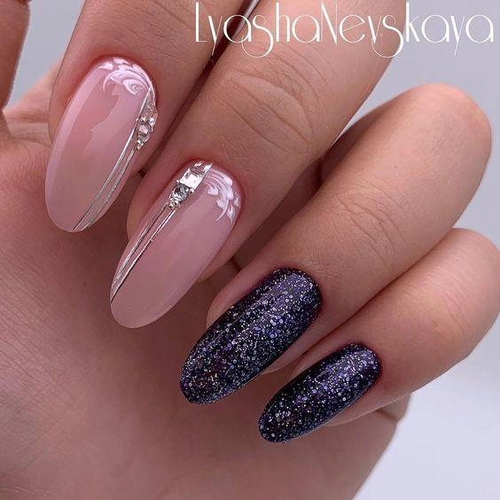 красивые ногти 2020-2021