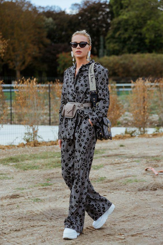 пижамный стиль 2021